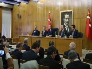 Cumhurbaşkanı Erdoğan: 50 TIR'lık yardım konvoyu sınırı geçti