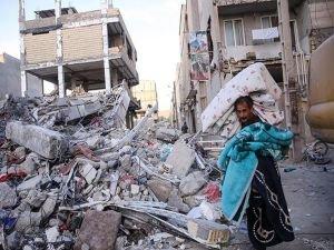 Depremde 12 bin ev yıkıldı