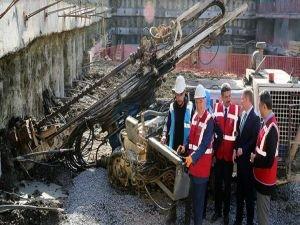 Sefaköy - Başakşehir Havaray Sistemi yerine metro ve hafif raylı sistem yapılacak!