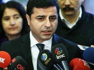 Demirtaş'tan Özerklik çarkı!