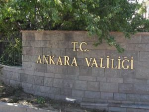 """Ankara Valiliğinden """"patlama"""" açıklaması"""