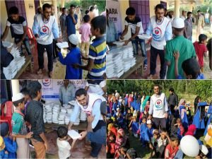 Yetimler Vakfı'nın uluslararası yardımları devam ediyor