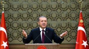 Erdoğan İlham Aliyev ile ortak basın açıklaması yaptı