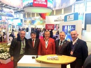 ATO Berlin Turizm Borsası Fuarı'nda Ankara'yı tanıttı