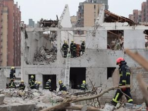 Çin'de patlama: 2 ölü 30 yaralı