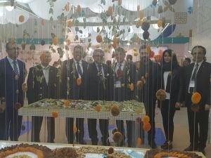 Foodex Fuarı'nda Türkiye standı göz kamaştırıyor
