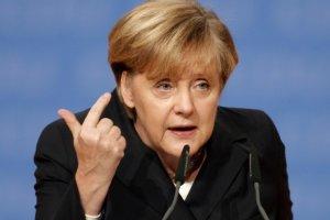 Merkel: zor sınavın üstesinden geldik