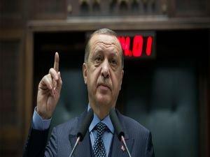 Erdoğan: Kendilerini Kudüs'ün sahibi sananlar arkasına saklanacak ağaç bile bulamayacaklar!
