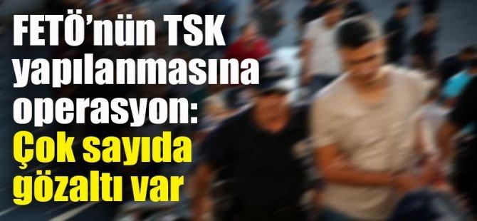 Gözaltı kararı verilen FETÖ şüphelisi 118 kişiden 44'ü yakalandı