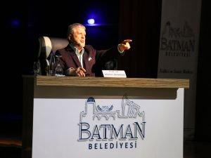 Prof. Dr. Maranki Batmanlılarla buluştu
