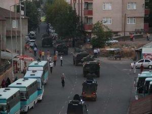Bingöl'de IŞİD'e baskın : 10 gözaltı