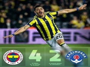 Fenerbahçe 4 köşe!