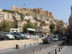 Mardin'de esnaf bir bir kepenk kapatıyor
