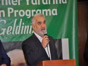 Yapıcıoğlu: Şer ittifaklara karşı iyilikte güç birliği şart
