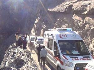 Şırnak'ta 3 kişi su kuyusuna düştü