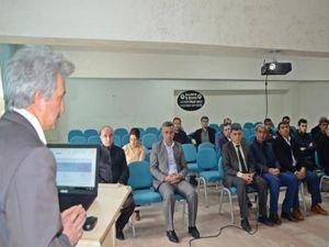 GTS bilgilendirme toplantısı yapıldı