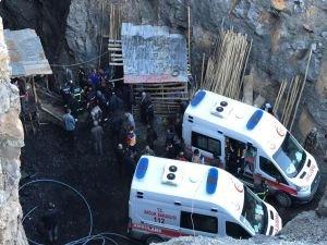 Şırnak'ta içi su dolu kuyuya düşen 3 kişinin cesetleri çıkarıldı
