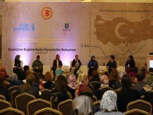 """Katırcıoğlu: """"Erkek ve kadın birbirinin tamamlayıcısıdır"""""""