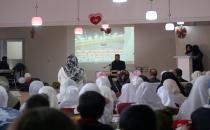 Gürpınarlı öğrencilerden Mevlid-i Nebi programı