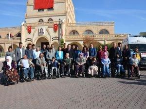Kızıltepe'de '3 Aralık Dünya Engelliler Günü' programı