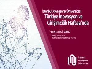 İstanbul Ayvansaray Üniversitesi İnovasyon Haftası'nda!