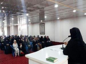 """Sülün: """"Kadını tek koruma altına alan sistem İslam'dır"""""""
