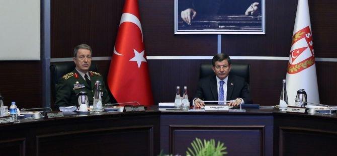 Başbakan, Genelkurmay Başkanı Akar'ı kabul etti