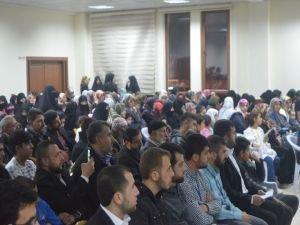 Kayseri'de Mevlid-i Nebi etkinliği