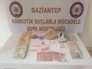 Gaziantep'te 51 şüpheli uyuşturucudan tutuklandı