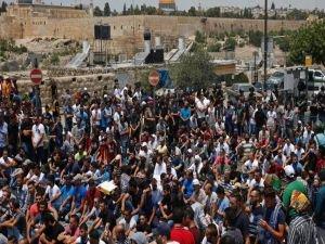 """Hamas'tan """"Öfke Cuması"""" çağrısı!"""