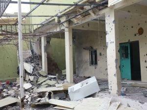 Operasyonlardan sonra Cizre'de hasar tespit çalışmalarına başlandı