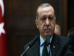"""Erdoğan: """"ABD YPG'yi yanına alarak mücadele ediyor"""""""