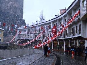 """Bitlis'te """"Sokak Sağlıklaştırması Projesi""""nin açılışı yapıldı"""