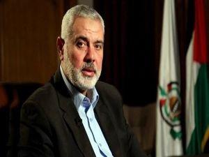 Hamas lideri Heniye'den intifada çağrısı