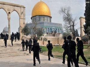 Siyonist işgalci çeteler Filistinlilere saldırdı