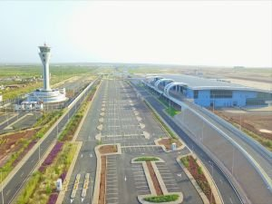 Senegal Yeni Havalimanı açıldı