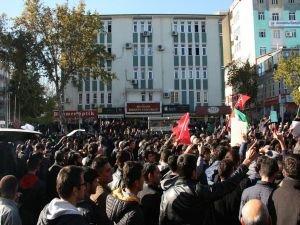 """Adıyamanlılar: """"Kudüs Filistin'in başkentidir"""""""