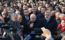 Kayseri'de emperyalist ABD'nin küstah kararı telin edildi