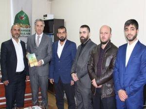 Elazığ Belediye Başkanı'ndan Yeni İhya-Der'e ziyaret