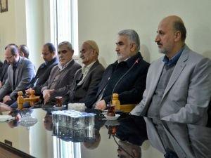 Yapıcıoğlu, Turgut ailesine taziye ziyaretinde bulundu