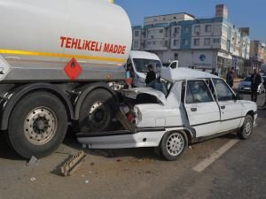 Batman'da kaza: biri ağır 5 yaralı
