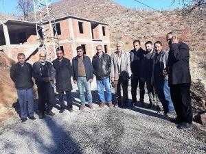 HÜDA PAR Palu İlçe Başkanlığından köy ziyaretleri