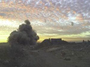 Nusaybin'de el yapımı patlayıcı imha edildi