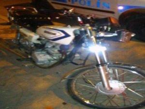 Cinayet şüphelisi çalıntı motosikletle yakalandı
