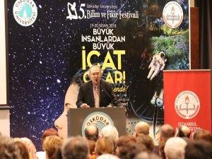 """Prof.Dr. Nevzat Tarhan: """"Beyni çalıştıran bilgi kalıcı oluyor"""""""