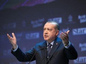 """Erdoğan: """"Kudüs giderse Kâbe'yi de kaybederiz"""""""