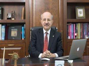 İTÜ Rektörü Prof.Dr. Mehmet Karaca, Birlik Vakfı'na misafir oldu