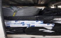 Van'da 39 bin 500 paket kaçak sigara ele geçirildi