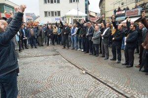 Bir tepki de Bitlislilerden