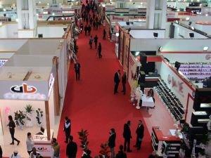 Ayakkabı fuarını 40 ülkeden 30 bin kişi ziyaret etti